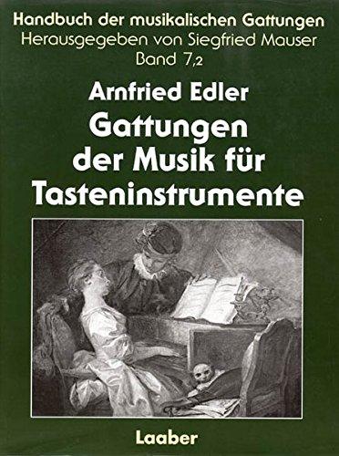 9783890072869: Manual de gattungen musicales banda 7,2: gattungen el botón Música para instrumentos