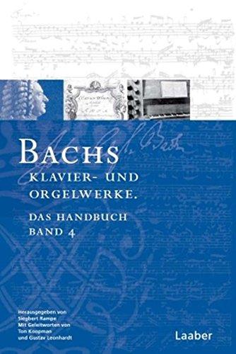 9783890074542: Bach-Handbuch vol. Bd. 4