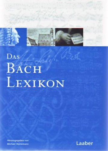 9783890074566: Bach-Handbuch