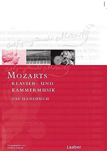 9783890074627: Mozart-Handbuch 2. Klavier- und Kammermusik