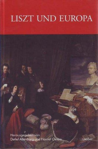 9783890074948: Liszt und Europa