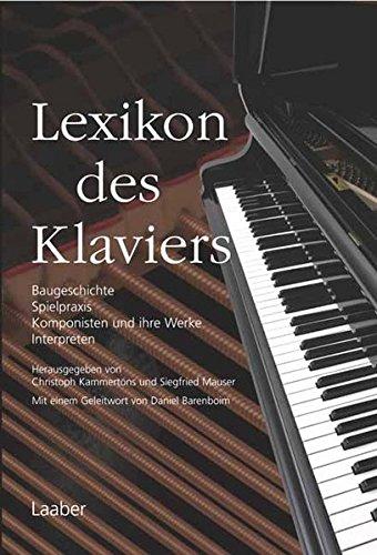 Lexikon des Klaviers.: Kammertöns, Christoph, und