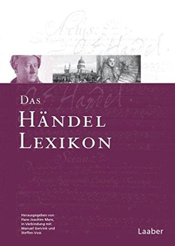 9783890075525: Das Händel-Lexikon 6