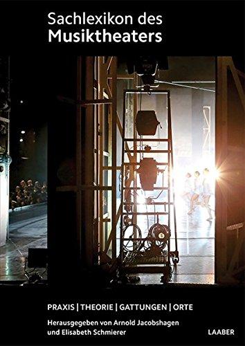 9783890077819: Sachlexikon des Musiktheaters