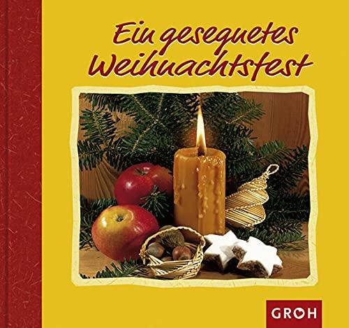 9783890085708: Ein gesegnetes Weihnachtsfest.