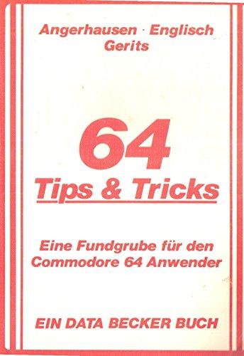 9783890110011: Vierundsechzig (64), Tips und Tricks I. (5683 238). Eine Fundgrube für den COMMODORE 64 Anwender
