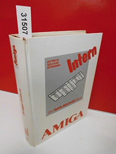9783890111049: Amiga Intern