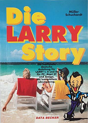 9783890111889: Die Larry Story