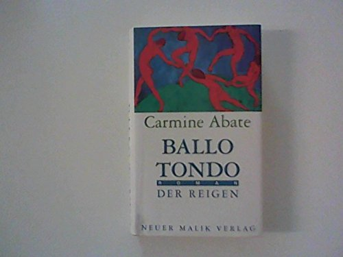 9783890290720: Ballo Tondo. Der Reigen. Roman (Livre en allemand)