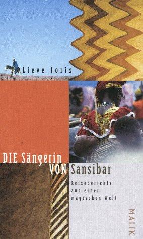 9783890291482: Die Sängerin von Sansibar