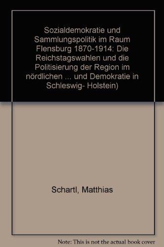 9783890299747: Sozialdemokratie und Sammlungspolitik im Raum Flensburg 1870-1914: Die Reichstagswahlen und die Politisierung der Region im nördlichen ... in Schleswig-Holstein) (German Edition)