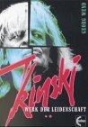 9783890483177: Kinski, Werk der Leidenschaft