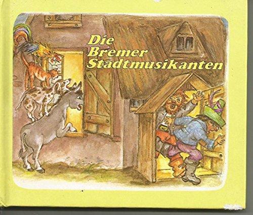 9783890508641: Die Bremer Stadtmusikanten