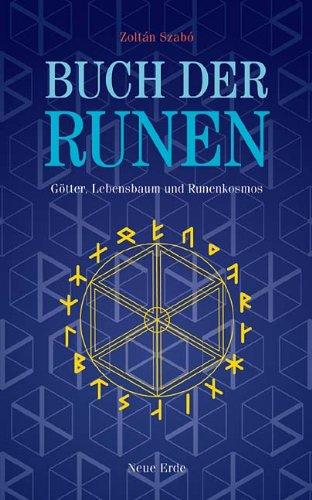 9783890600352: Buch der Runen: Götter, Lebensbaum und Runenkosmos
