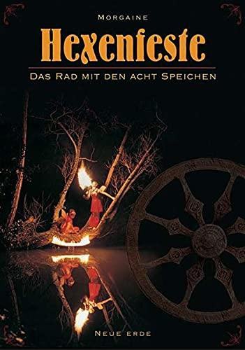 9783890600635: Hexenfeste: Das Rad mit den acht Speichen