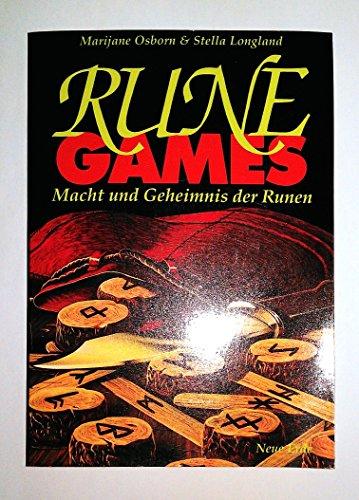Rune Games - Macht und Geheimnis der: Osborn, Marijane /