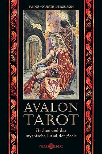 Der Avalon Tarot: Hüter des hohen Wortes. Begleitbuch zu den Karten - Ferguson, Anna-Marie