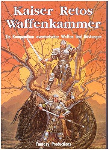 9783890640570: Das Schwarze Auge, Kaiser Retos Waffenkammer (Livre en allemand)