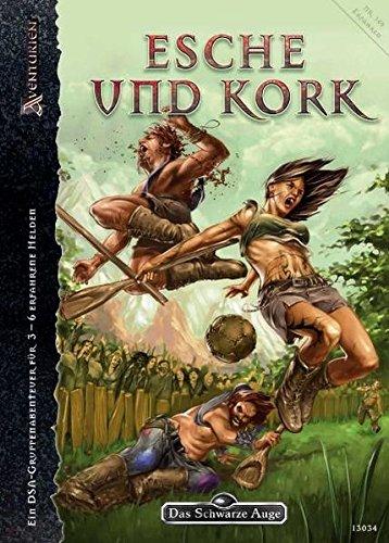 9783890642086: Esche und Kork: DSA Basisregeln