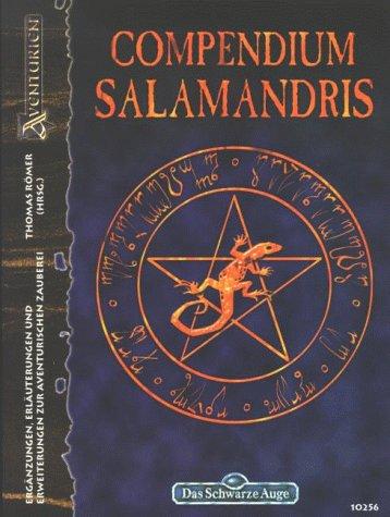 9783890642567: Das Schwarze Auge, Compendium Salamandris