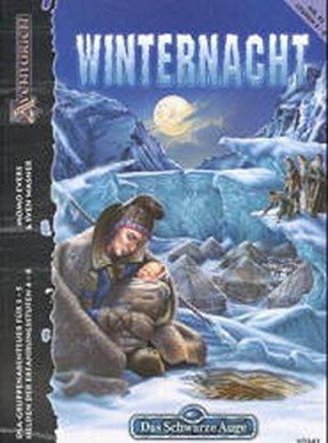 9783890643410: Das Schwarze Auge, Abenteuer, Nr.92, Winternacht