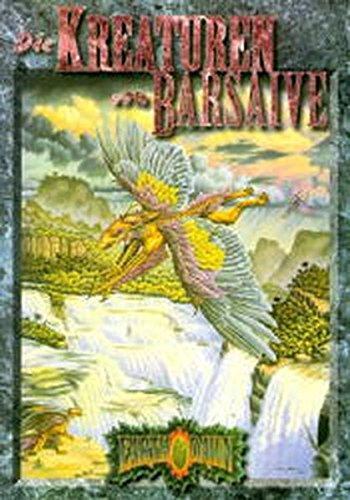 9783890644110: Die Kreaturen von Barsaive