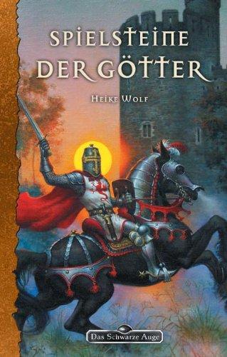 9783890645919: Spielsteine der Götter (Das Schwarze Auge, #81)