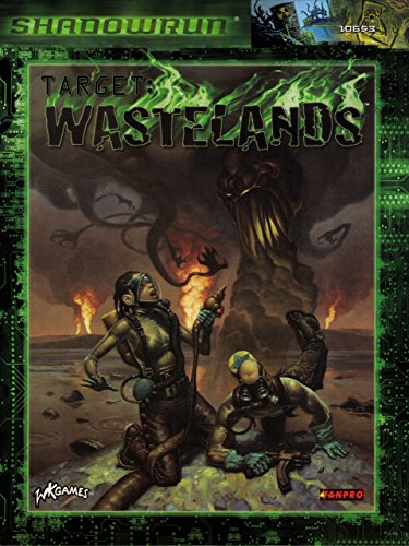 Target: Wastelands (Shadowrun) (9783890646534) by Rob Boyle; Steve Kenson