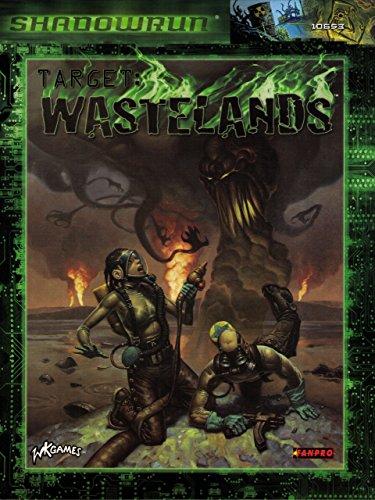 9783890646534: Target: Wastelands (Shadowrun)