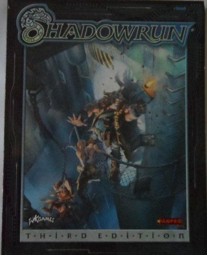 9783890646602: Shadowrun 3rd Edition RPG