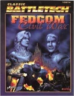 9783890649740: Fedcom Civil War (Classic Battletech)