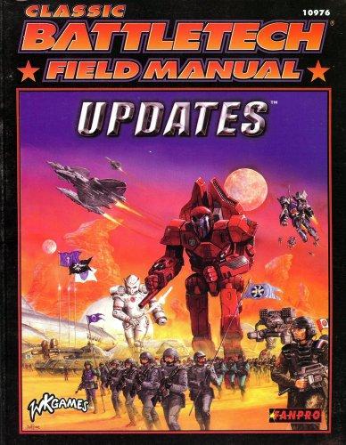 Classic Battletech Field Manual: Updates: Fanpro 10976