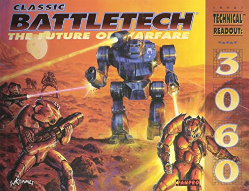 9783890649870: Classic Battletech: Technical Readout 3060 (FPR10987)