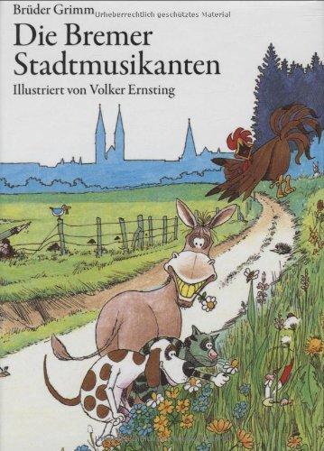 9783890821245: Die Bremer Stadtmusikanten