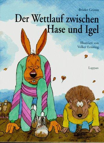 9783890821597: Der Wettlauf zwischen Hase und Igel