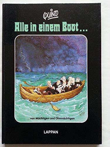 9783890823775: Alle in einem Boot...