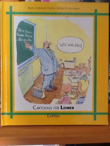 9783890824635: Cartoons für Lehrer