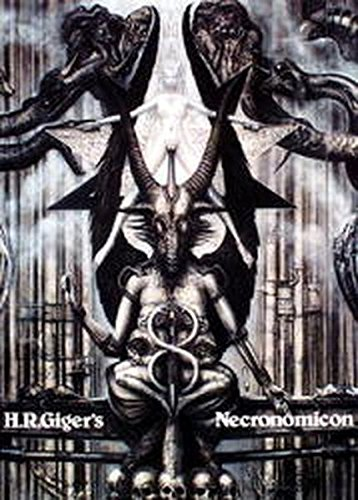 H. R. Giger's Necronomicon I (3890825192) by H. R. Giger