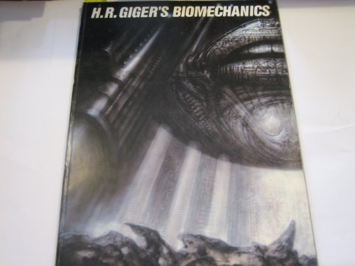 9783890825274: H.R. Giger's Biomechanics
