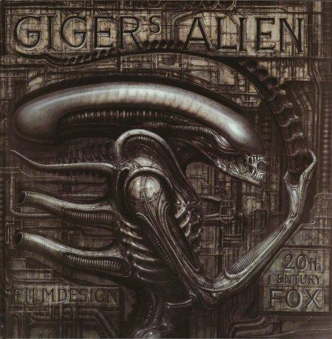 9783890825281: Giger's Alien