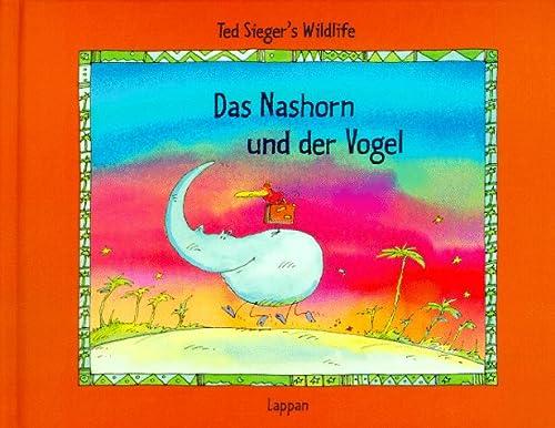 Das Nashorn und der Vogel Cover