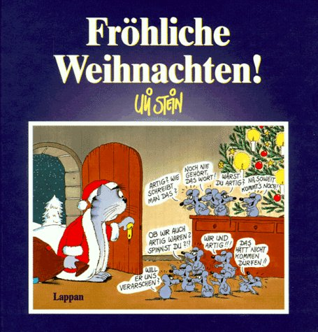 9783890828329: Fröhliche Weihnachten!