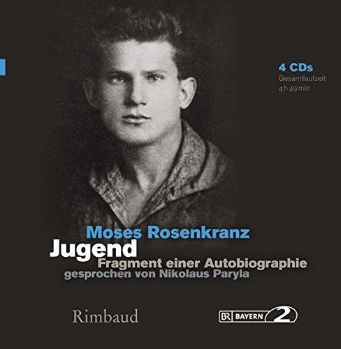 9783890863689: Jugend - Hörbuch, 4 Audio-CDs: Fragment einer Autobiographie