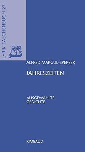 9783890867410: Jahreszeiten: Ausgewählte Gedichte (Lyrik-Taschenbuch)