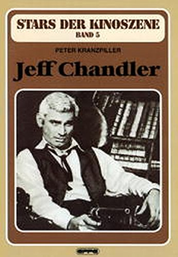 9783890896755: Jeff Chandler