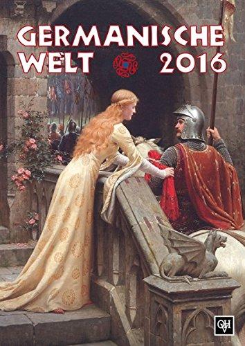 9783890936956: Germanische Welt 2016