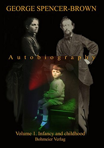 9783890943558: Autobiography of Spencer-Brown