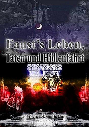 9783890944388: Faust's Leben,Taten und Höllenfahrt