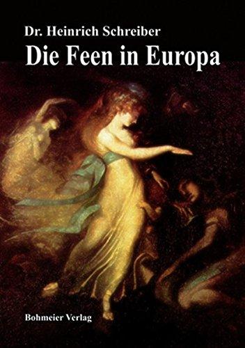 9783890946542: Die Feen in Europa: Eine historisch-arch�ologische Monographie