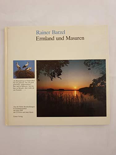 Ermland Und Masuren: Rainer Barzel